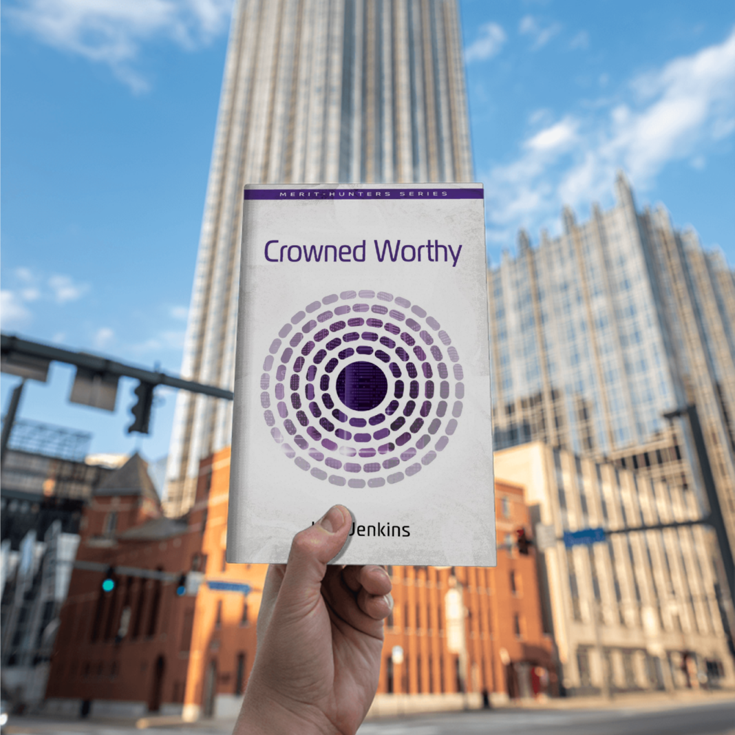 Crowned Worthy Book in city